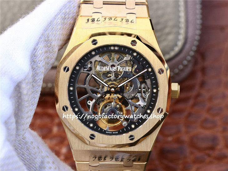 b02537e4f4d Audemars Piguet ROYAL OAK TOURBILLON EXTRA-THIN OPENWORKED  26518ST.OO.1220ST.01